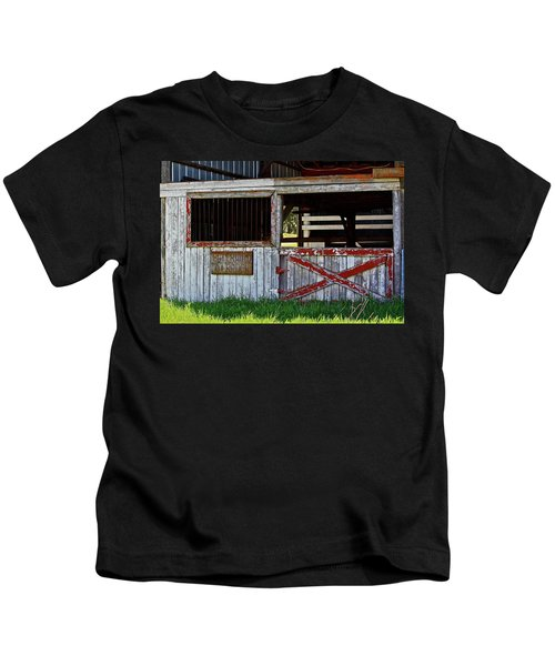 A Country Scene Kids T-Shirt