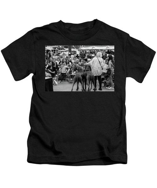 A Dogs Life Kids T-Shirt