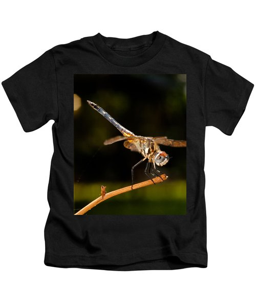 A Dragonfly Kids T-Shirt