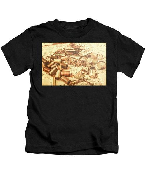 A Flare In Textile Repair Kids T-Shirt