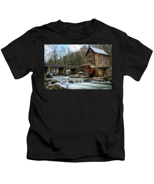 A Glimpse Of Antiquity Kids T-Shirt