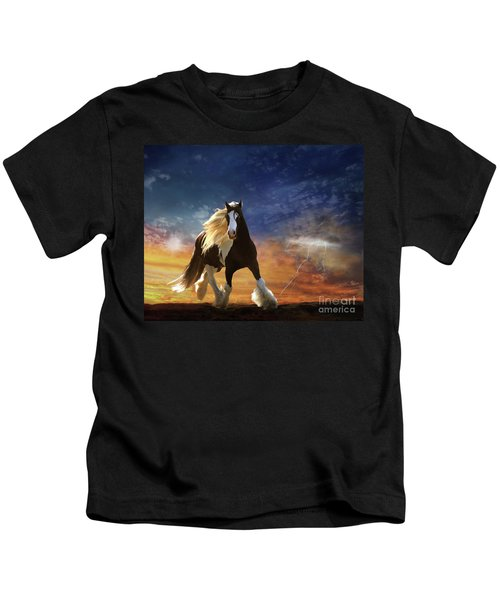 A Gypsy Storm Kids T-Shirt