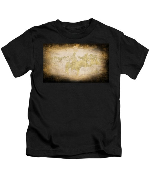 A Horse With No Name Kids T-Shirt