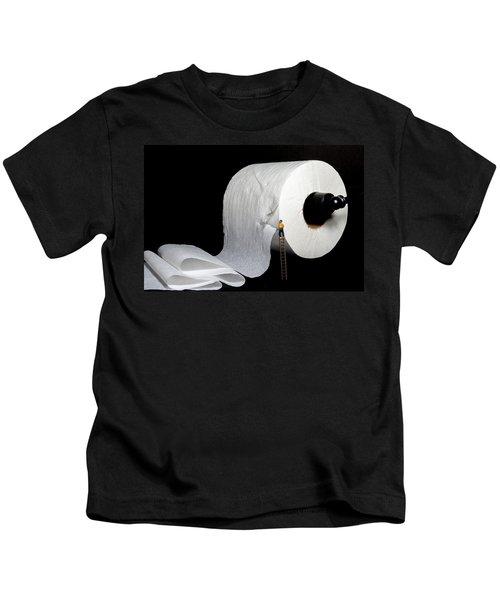 A Little Help Kids T-Shirt