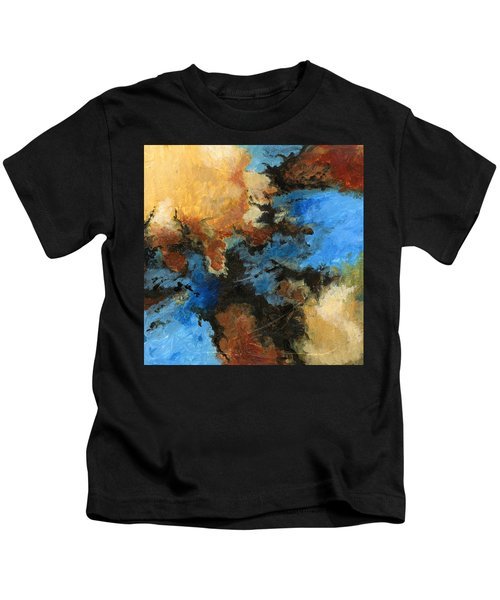 A Precious Few Abstract Kids T-Shirt
