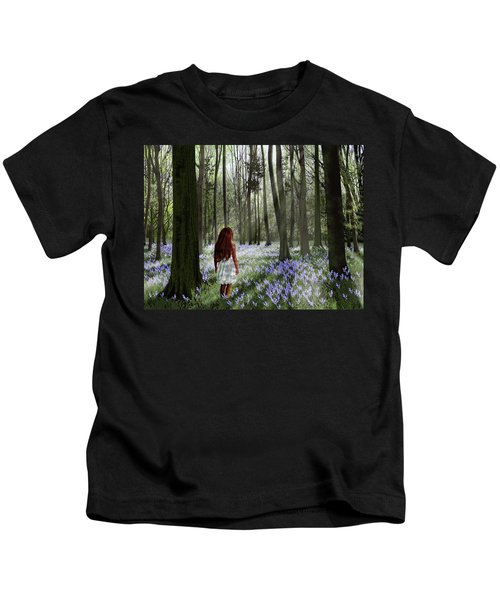 A Return To Innocence Kids T-Shirt
