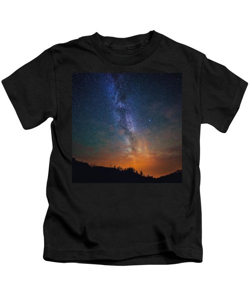 A Sky Full Of Stars Kids T-Shirt