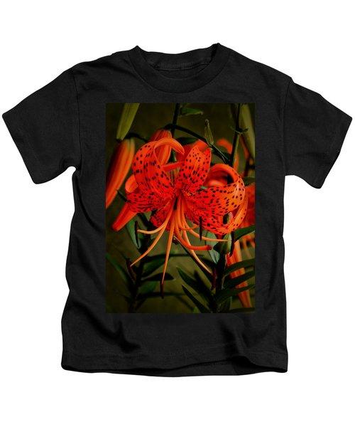 A Tiger Kids T-Shirt