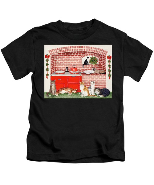 A Warm Place Kids T-Shirt