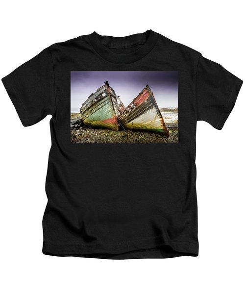 Abandoned II Kids T-Shirt