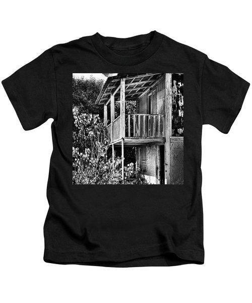 Abandoned, Kalamaki, Zakynthos Kids T-Shirt