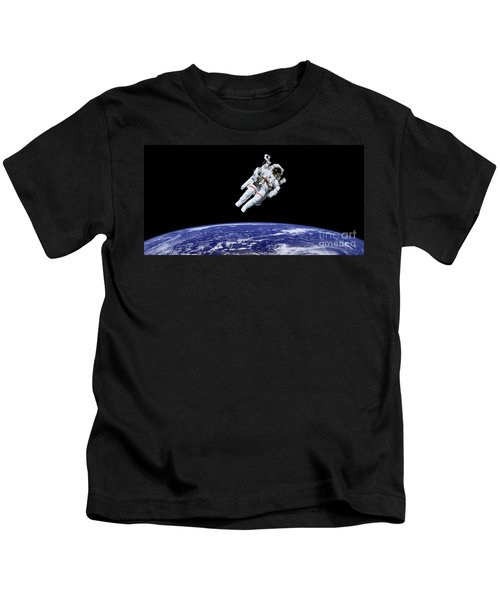 Above Earth Kids T-Shirt