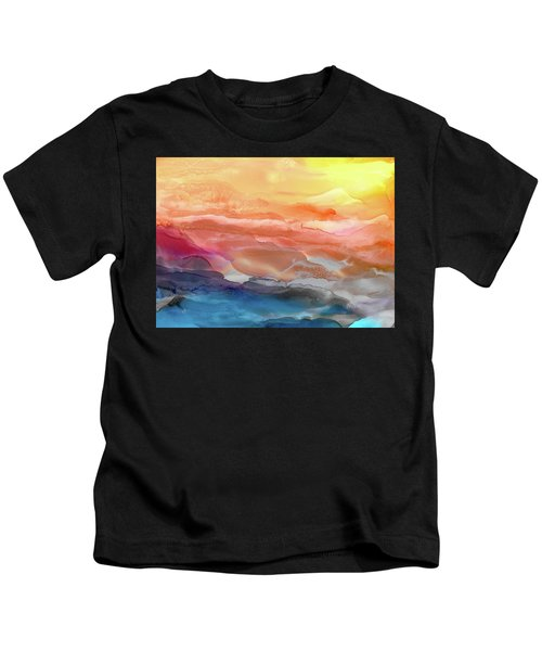Above The Abyss Kids T-Shirt