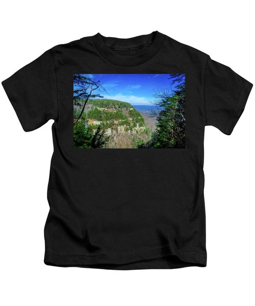 Above The Canyon Kids T-Shirt