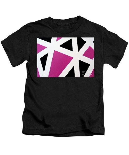 Abstract M1015l Kids T-Shirt