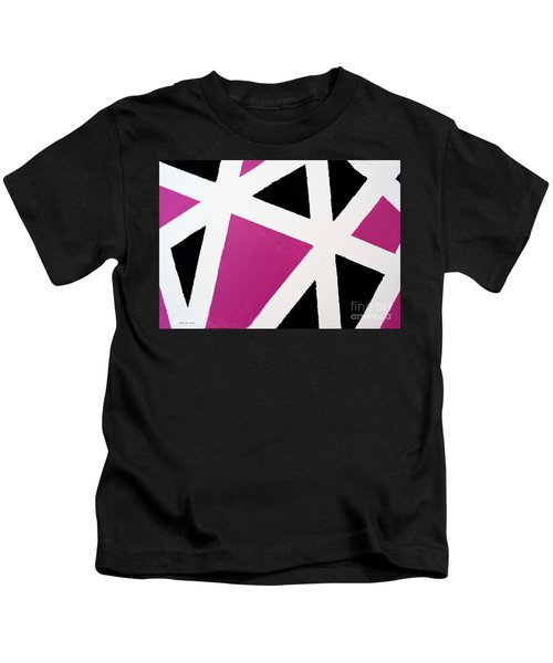 Abstract M1015l Kids T-Shirt
