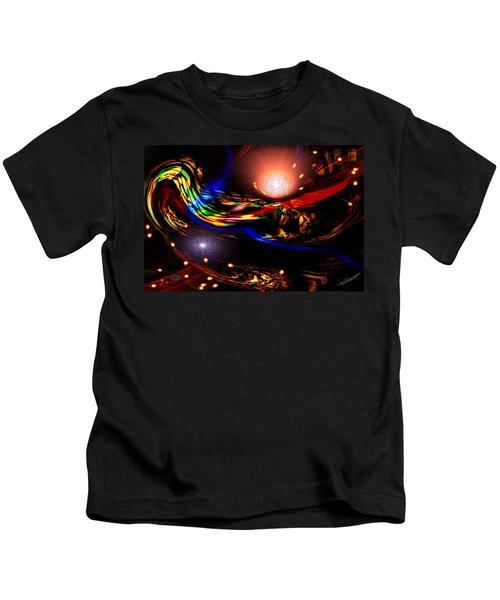 Abstract Mood Kids T-Shirt
