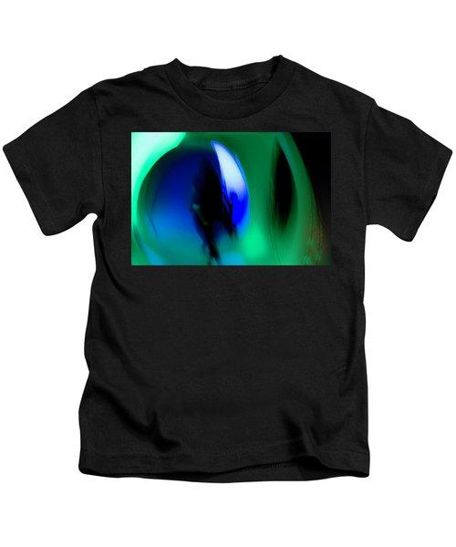 Abstract No. 2 Kids T-Shirt