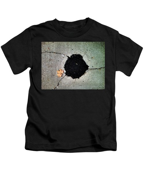 Abstract Sidewalk Kids T-Shirt