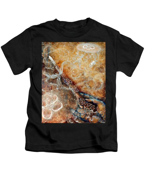 Ace Of Wands Kids T-Shirt