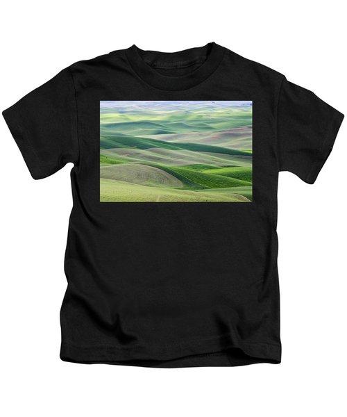 Across The Valley Kids T-Shirt