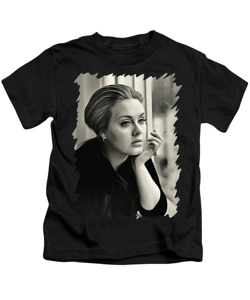 Adele Kids T-Shirt by Twinkle Mehta