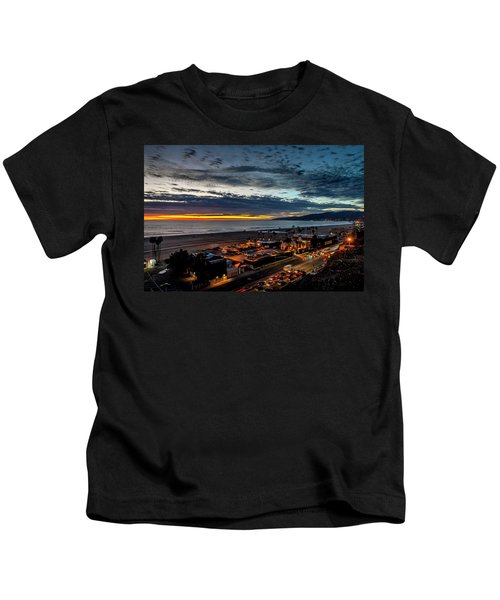After The Storm And Rain  Kids T-Shirt