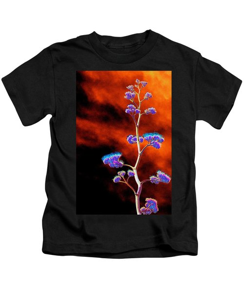 Agave Through Tequila Eyes Kids T-Shirt