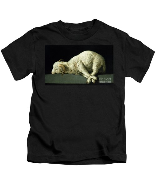 Agnus Dei Kids T-Shirt