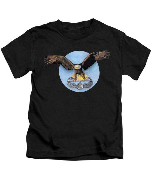 Airborne Kids T-Shirt