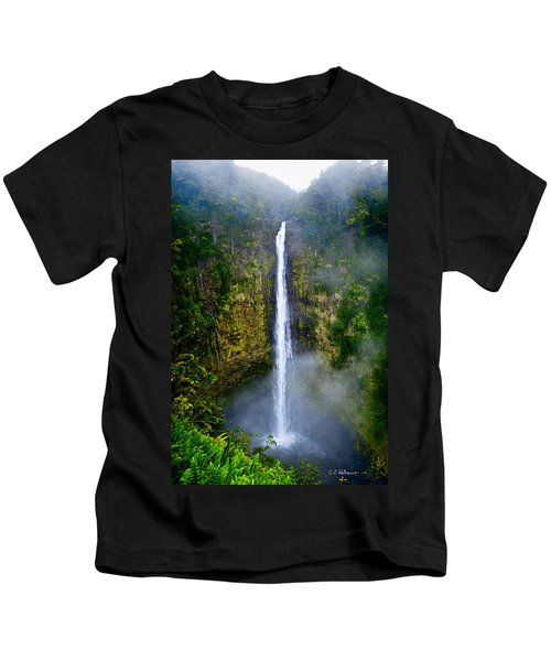 Akaka Falls Kids T-Shirt