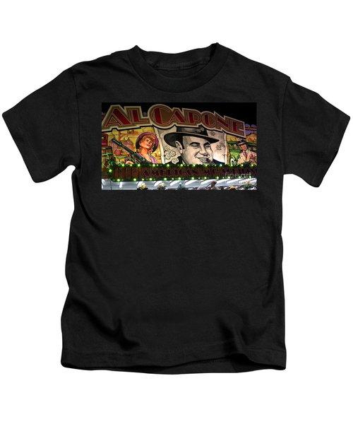 Al Capone On Funfair Kids T-Shirt