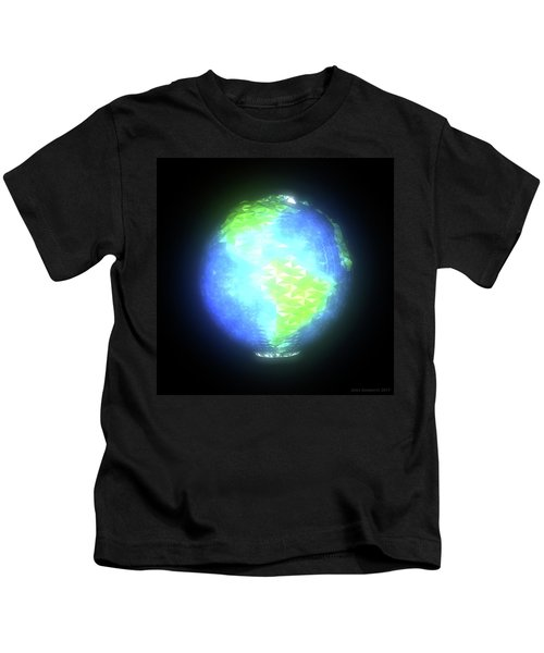 Albedo - Americas By Day Kids T-Shirt