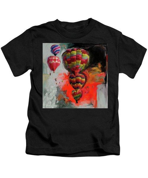 Albuquerque International Balloon Fiesta 4 255 1 Kids T-Shirt