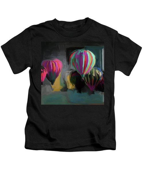 Albuquerque International Balloon Fiesta 5 257 1 Kids T-Shirt