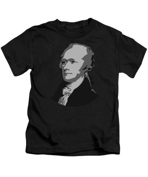 Alexander Hamilton Graphic Kids T-Shirt