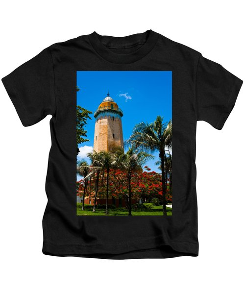 Alhambra Water Tower Kids T-Shirt