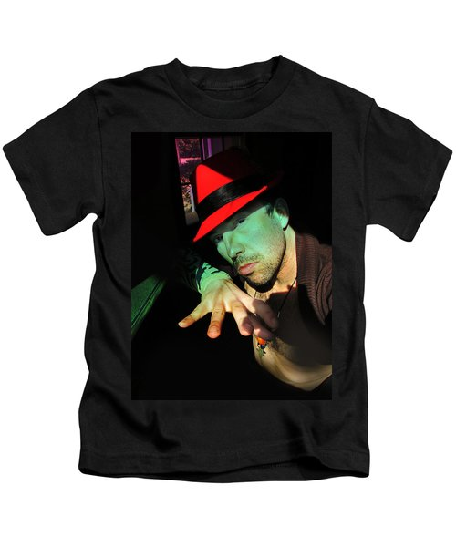 Alien Hat Kids T-Shirt