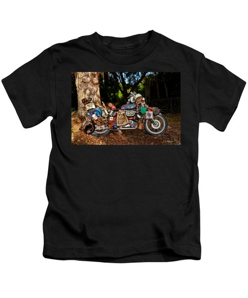 All But The Kitchen Sink Kids T-Shirt