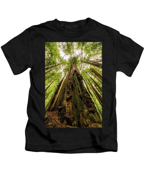 All Hail The King Kids T-Shirt