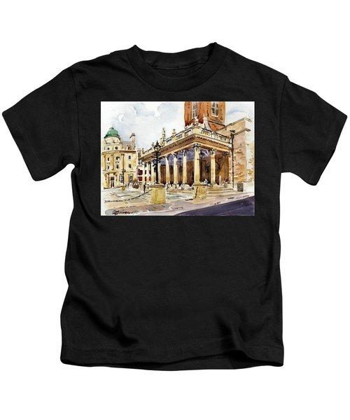 All Saints Church Northampton Kids T-Shirt