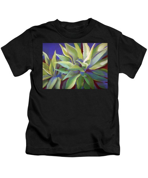 Aloe Plants In Big Sur Kids T-Shirt