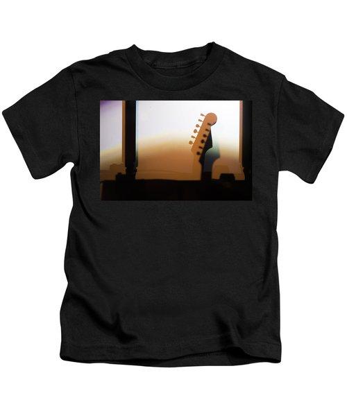 Along 6th Street Kids T-Shirt