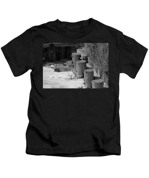 Along The Shore Kids T-Shirt