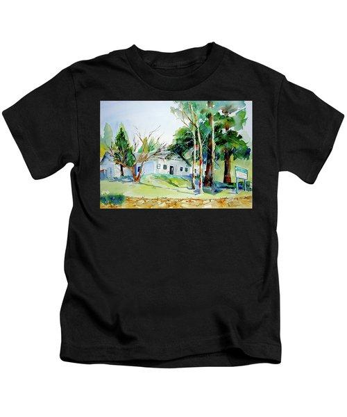 Alta/dutch Flat School Kids T-Shirt