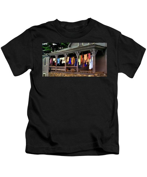 Alton Washday Revisited Kids T-Shirt