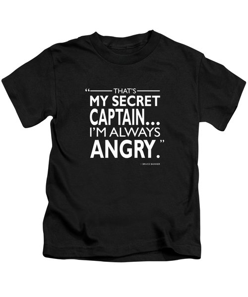 Always Angry Kids T-Shirt