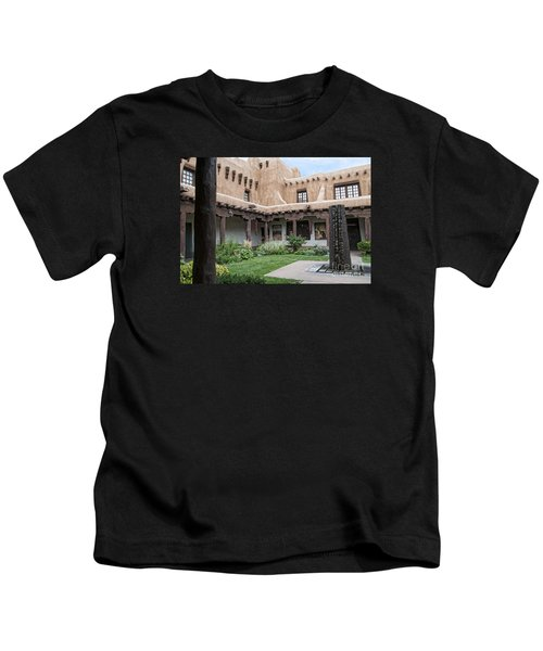 Amazing  Santa Fe Adobe  Kids T-Shirt