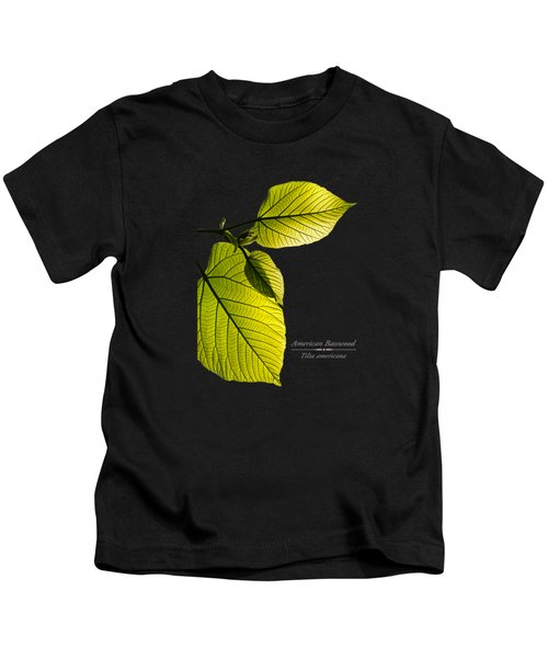 American Basswood Kids T-Shirt