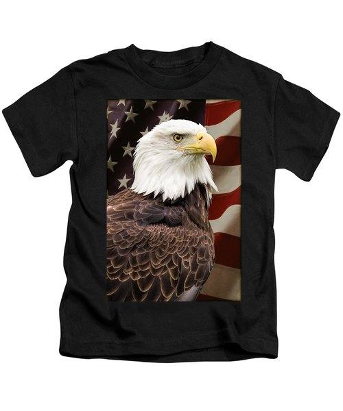American Freedom Kids T-Shirt